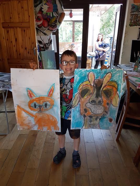 0 104 - Ennis Art School