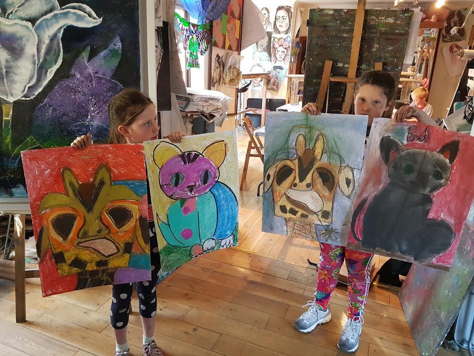 0 106 - Ennis Art School