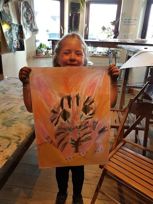 0 107 - Ennis Art School