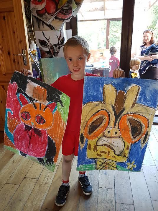 0 108 - Ennis Art School