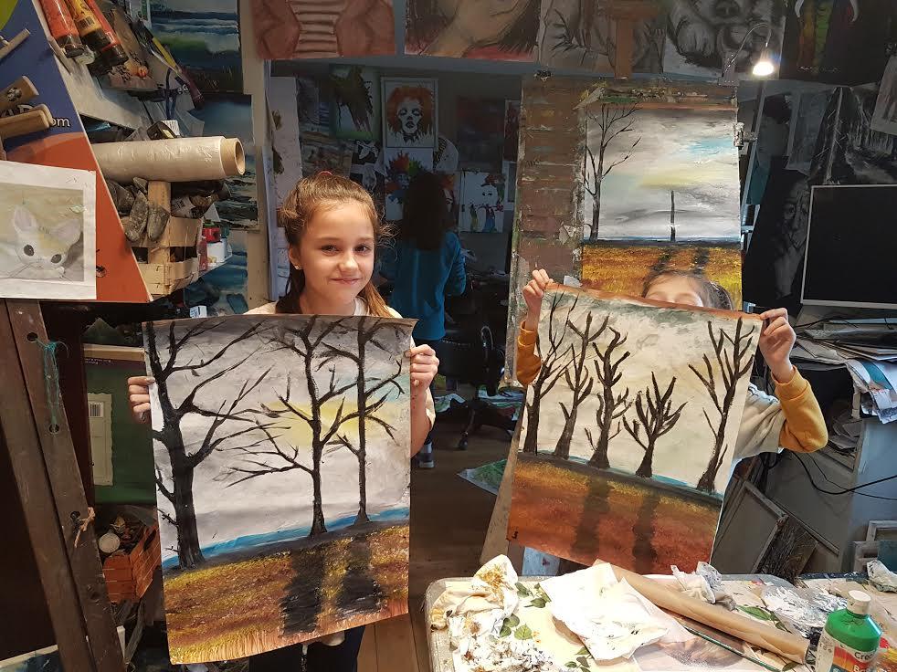 0 36 - Ennis Art School