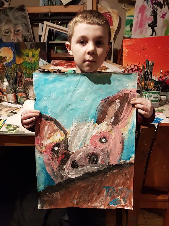 0 24 1 - Ennis Art School