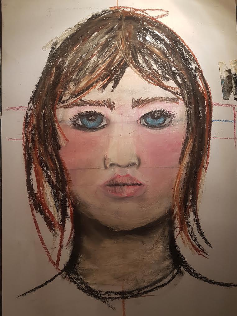 finished - Ennis Art School