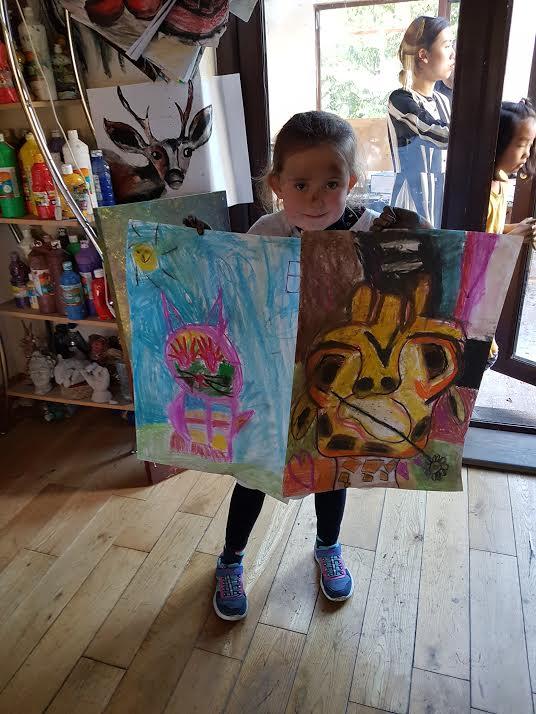 0 115 - Ennis Art School