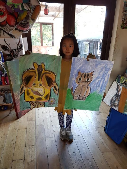 0 117 - Ennis Art School