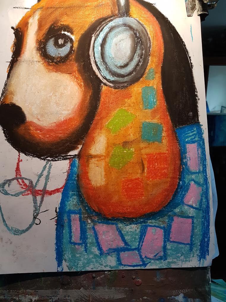 0 12 3 - Ennis Art School