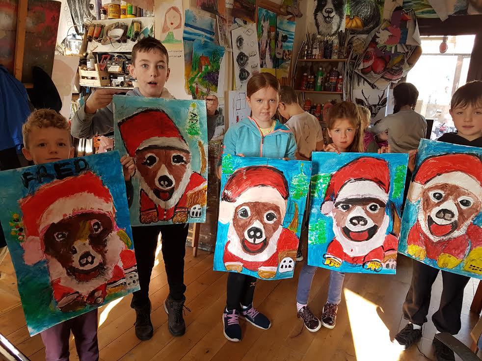 0 76 - Ennis Art School