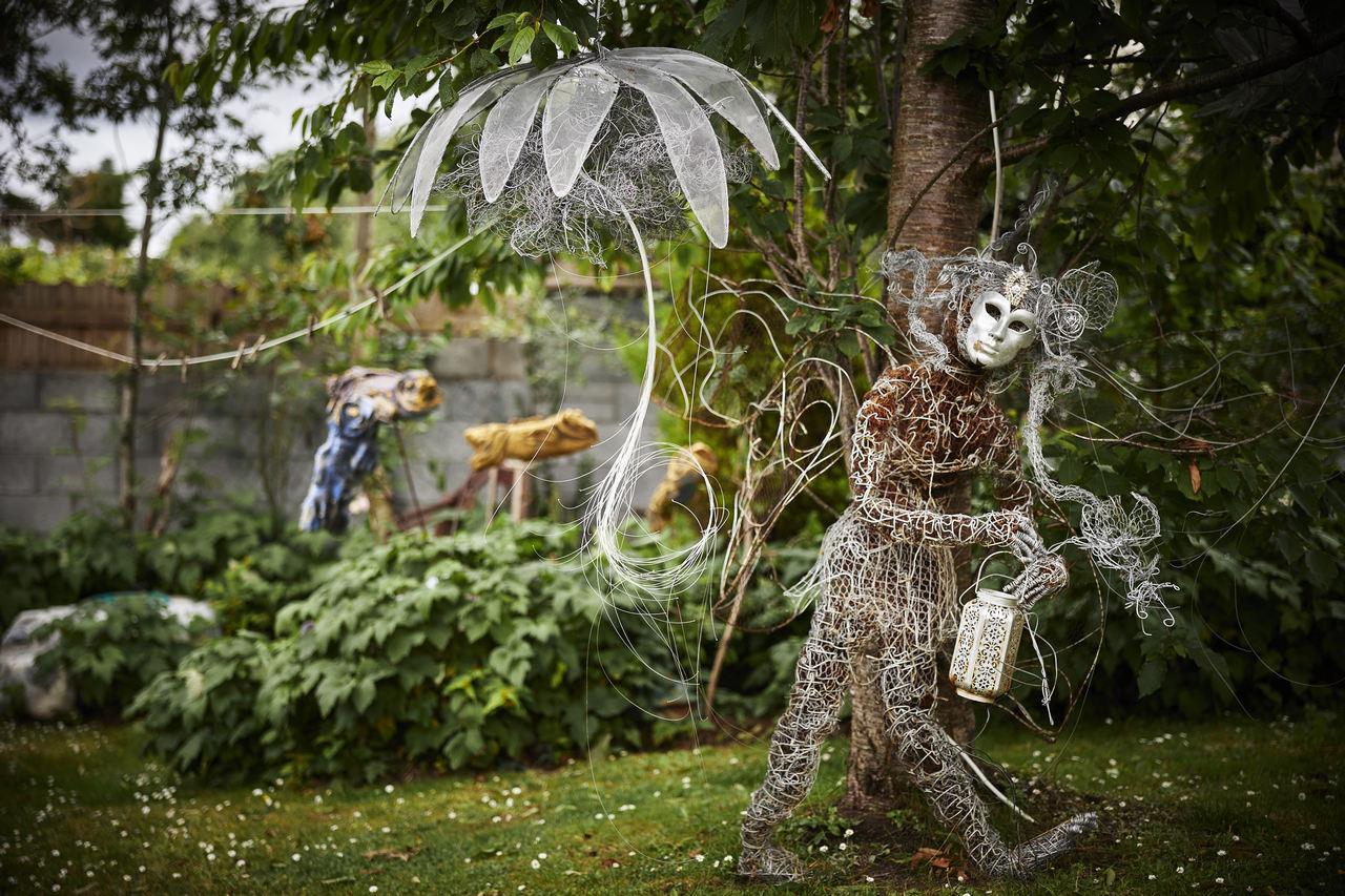 Walking Lantern Fairy