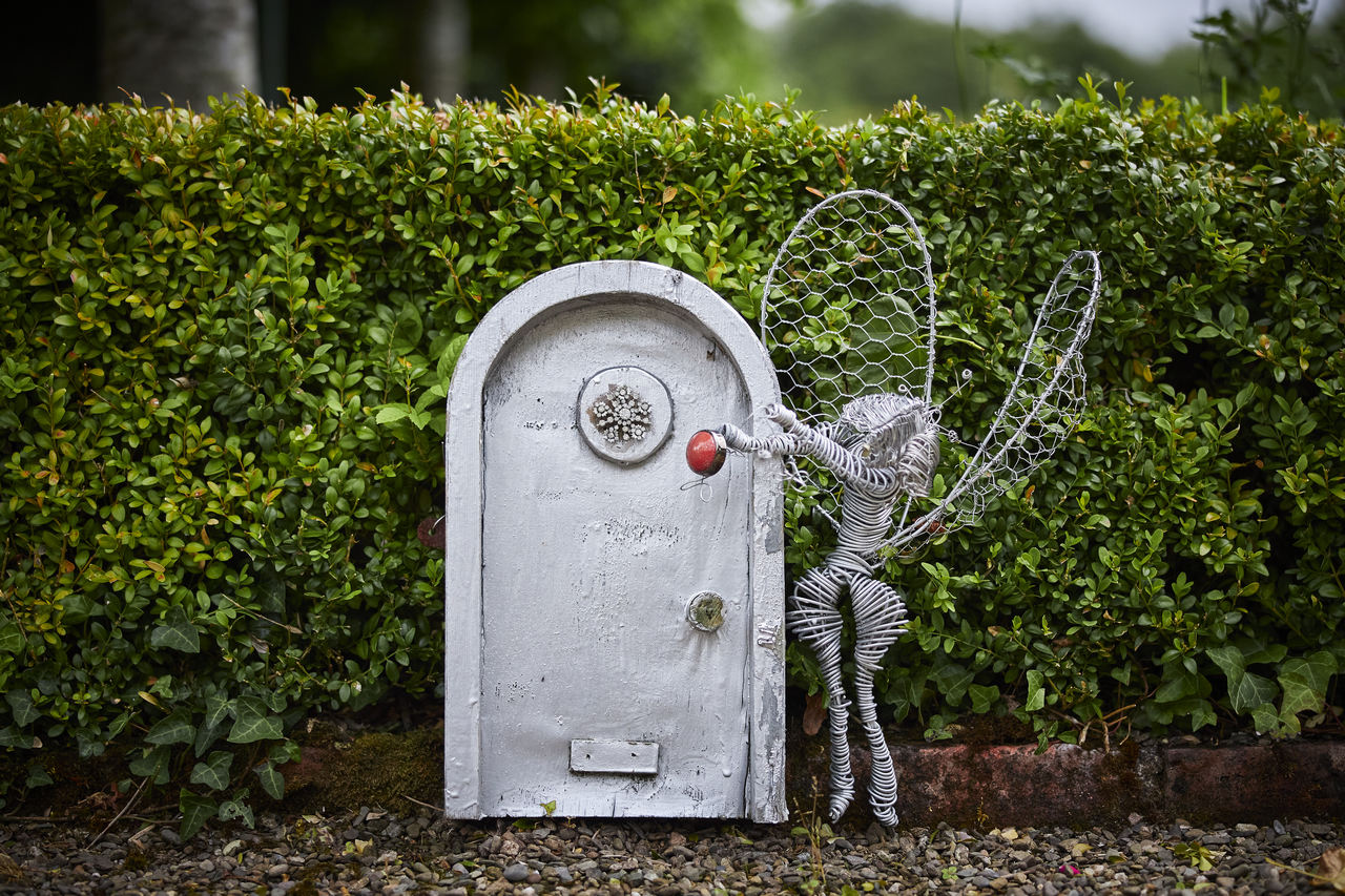 Small Fairy with Door