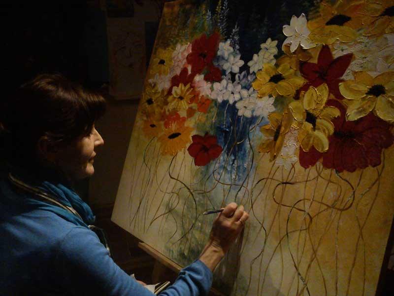 adult art classes 2 - Ennis Art School