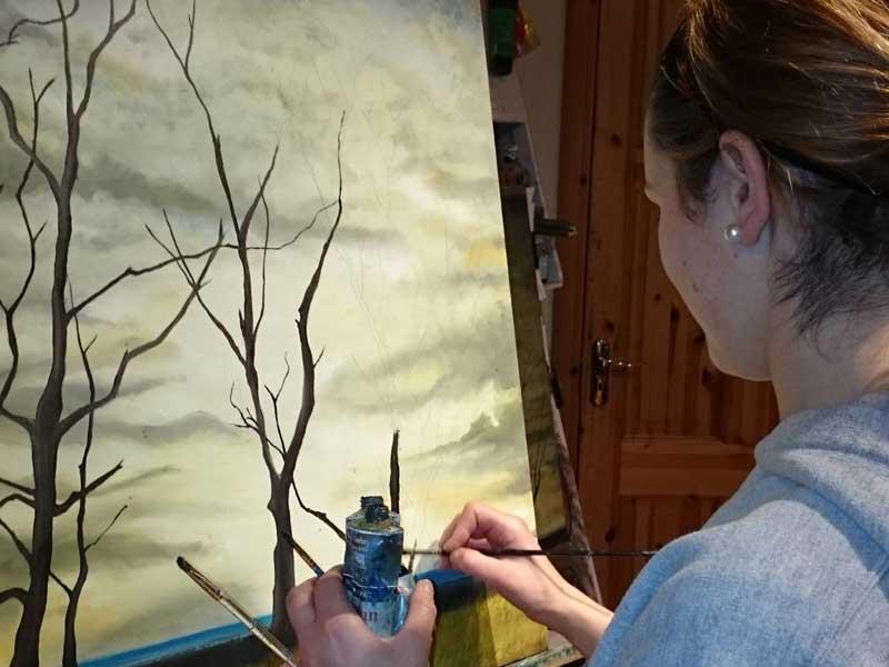 adult art classes 3 - Ennis Art School