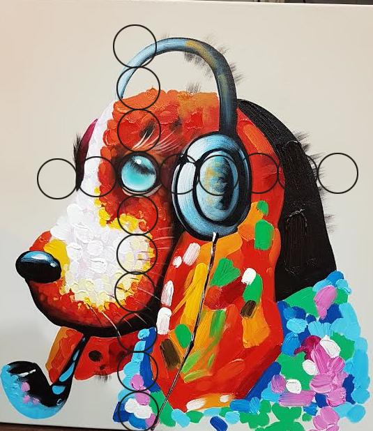 dog 1 - Ennis Art School