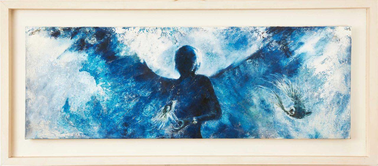 product angeliana framed - Ennis Art School