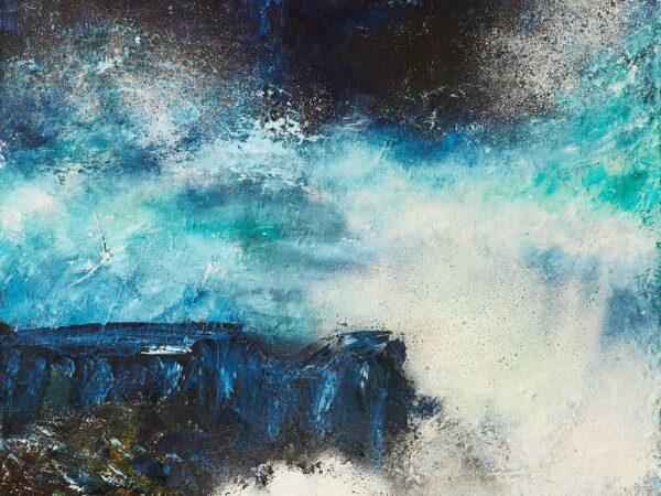 Carmel Doherty Painting Wild Atlantic Way