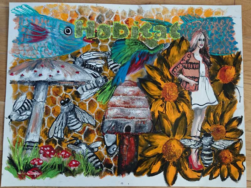 teenage art classes 6 - Ennis Art School