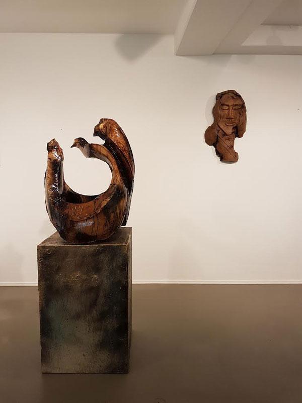 langenfeld Sculpture Symposium - Ennis Art School
