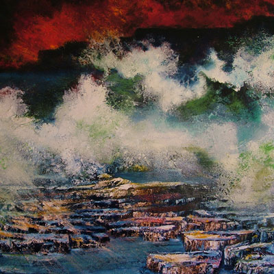 Seascapes Canvas Paintings by Carmel Doherty