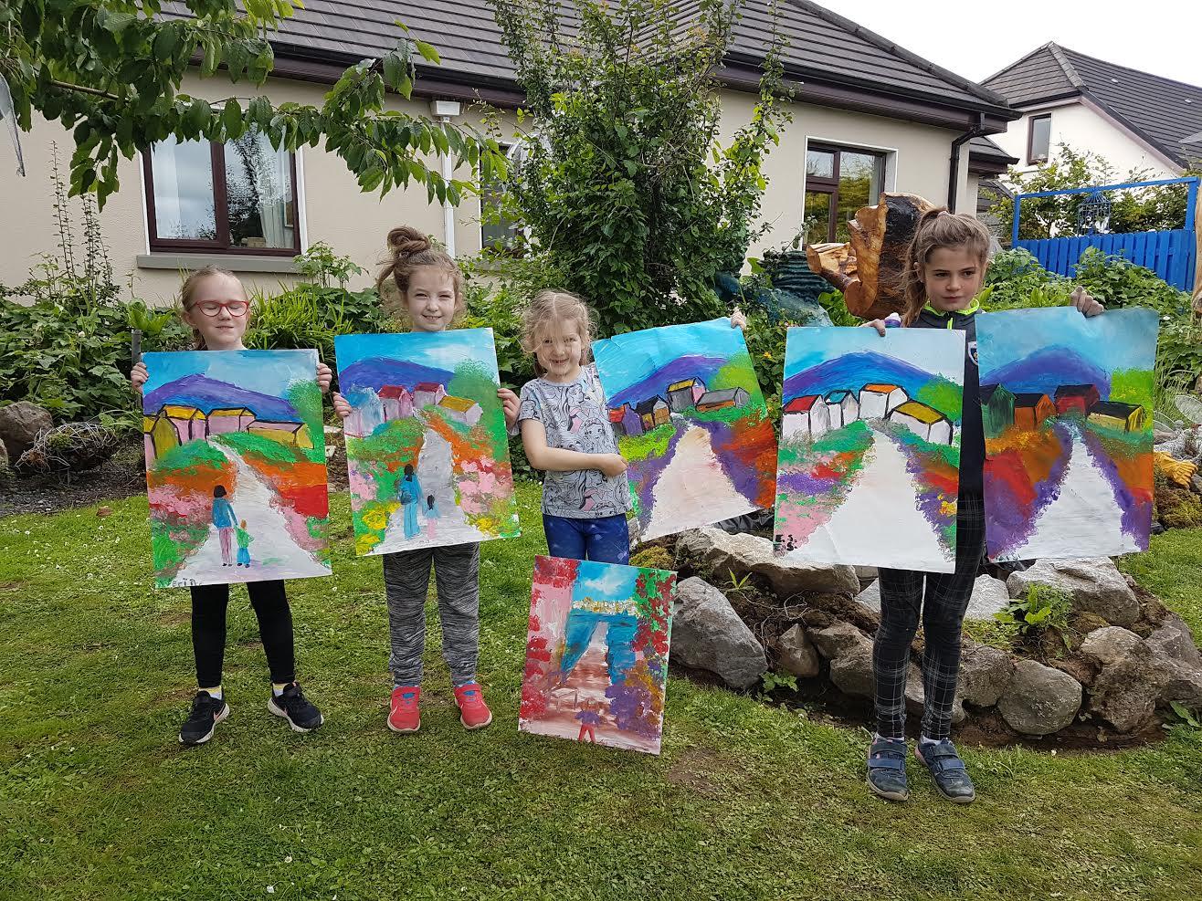 summer 2020 craft 014 - Ennis Art School