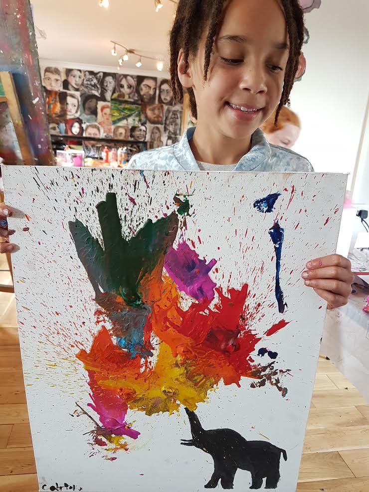 summer 2020 craft 022 - Ennis Art School