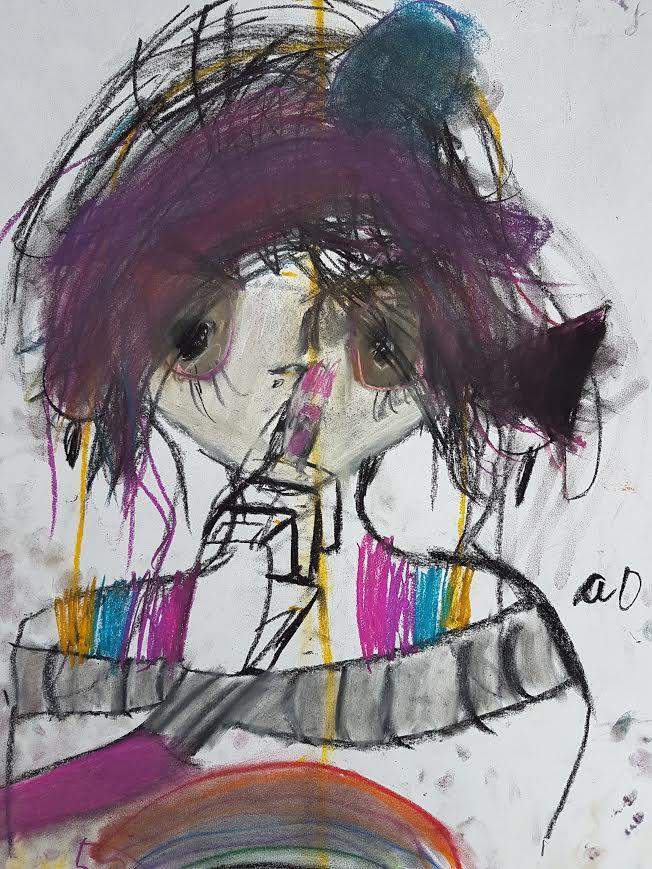 summer 2020 drawing 009 - Ennis Art School