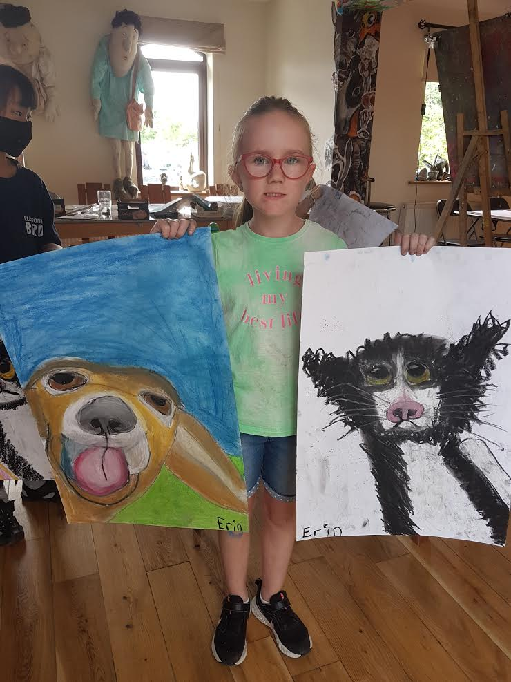 summer 2020 drawing 016 - Ennis Art School