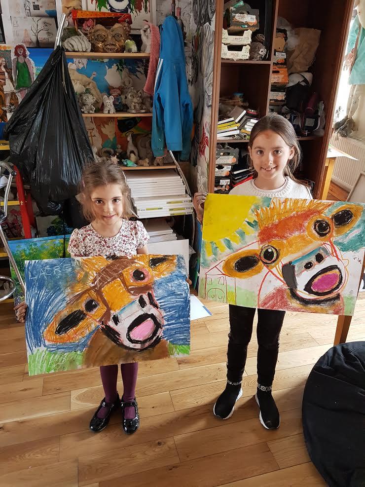 summer 2020 drawing 017 - Ennis Art School