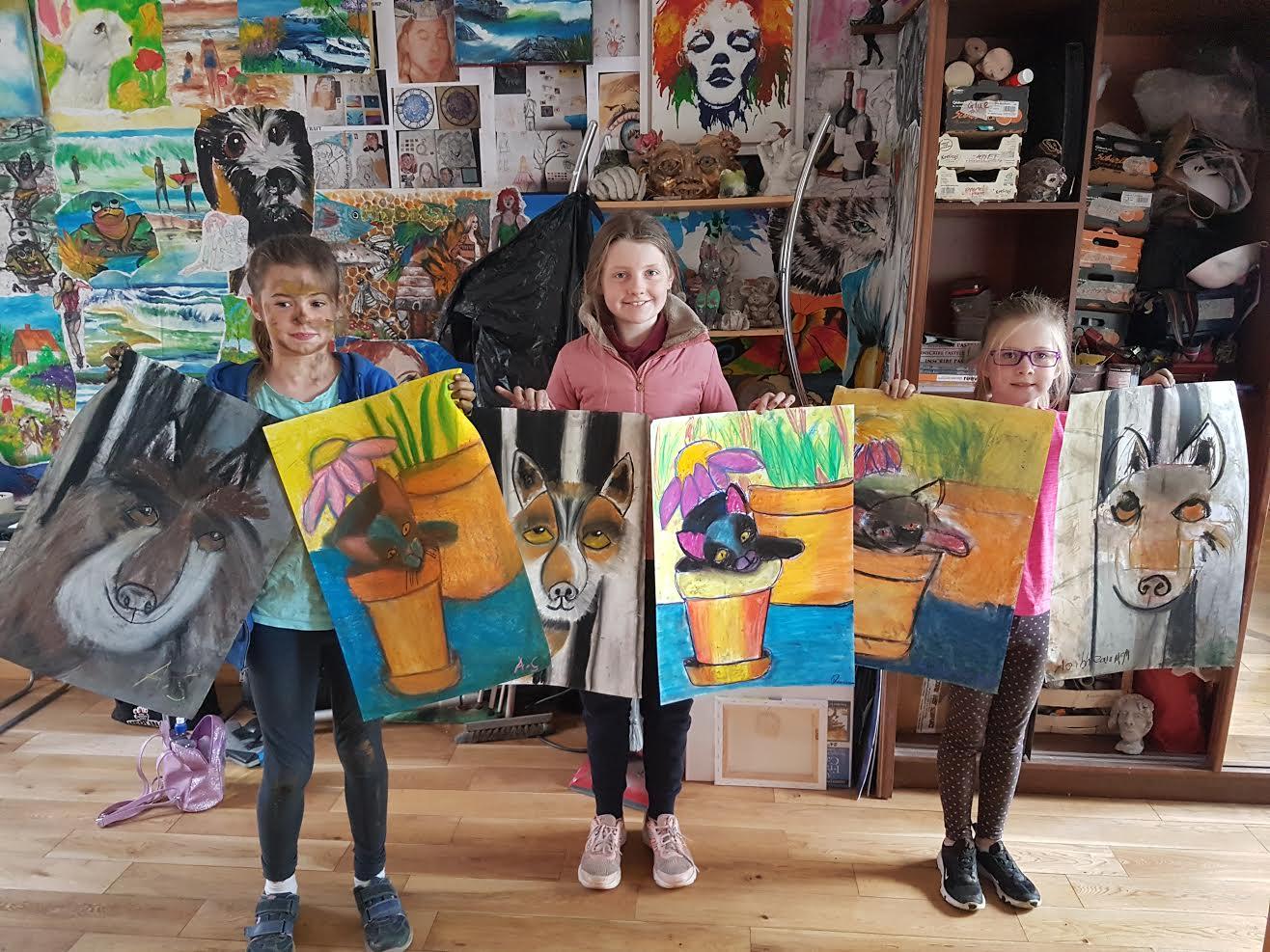 summer 2020 drawing 018 - Ennis Art School