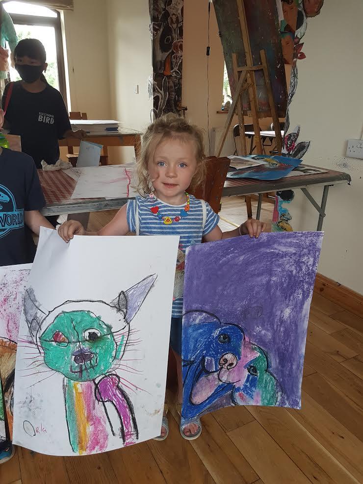 summer 2020 drawing 021 - Ennis Art School
