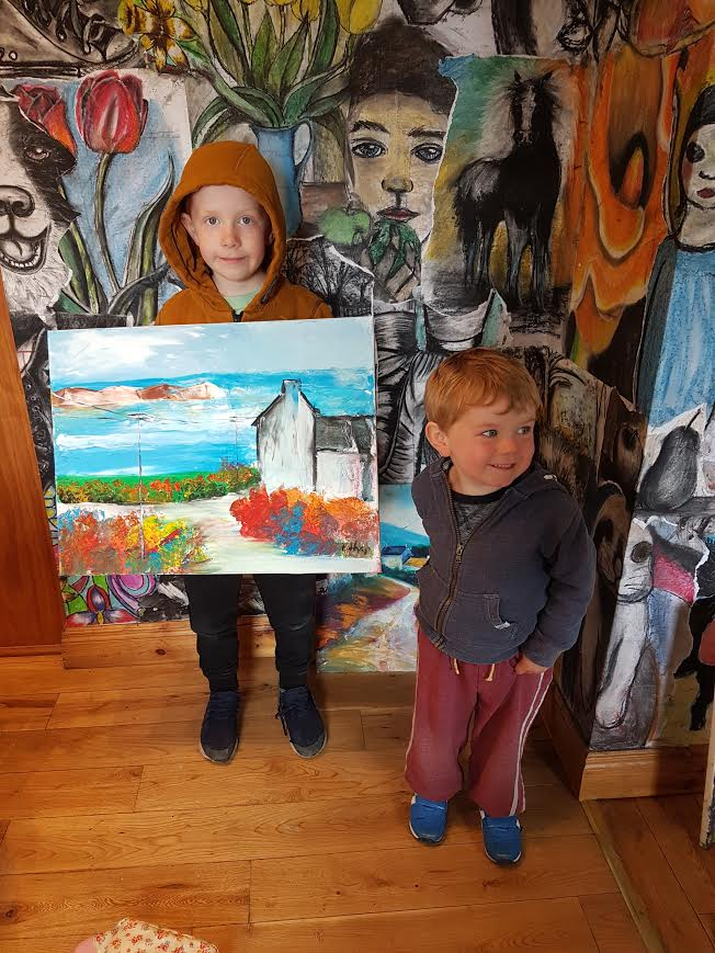 summer 2020 painting 003 - Ennis Art School