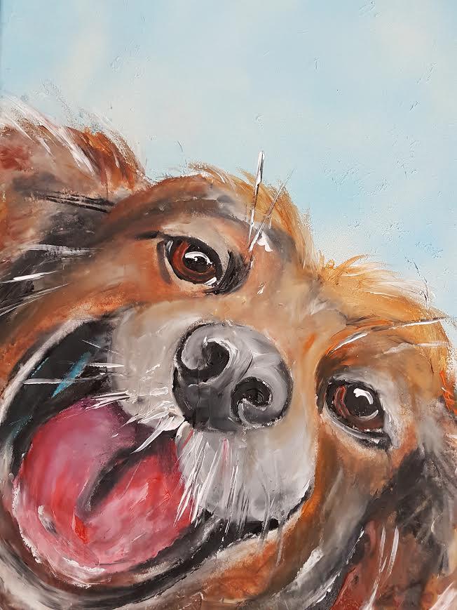 summer 2020 painting 008 - Ennis Art School