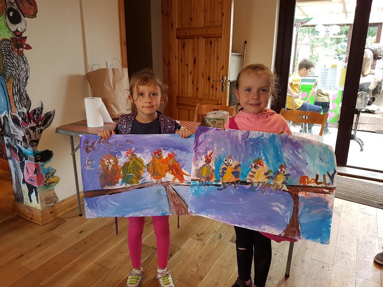summer 2020 painting 013 - Ennis Art School
