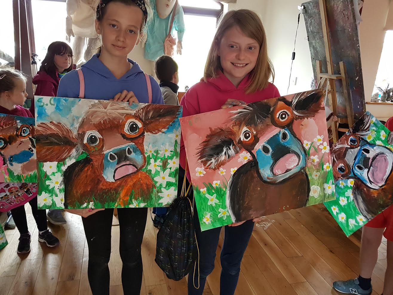 summer 2020 painting 015 - Ennis Art School