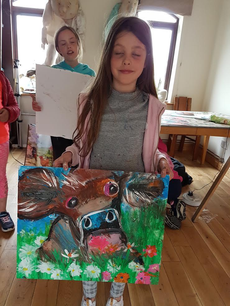 summer 2020 painting 017 - Ennis Art School
