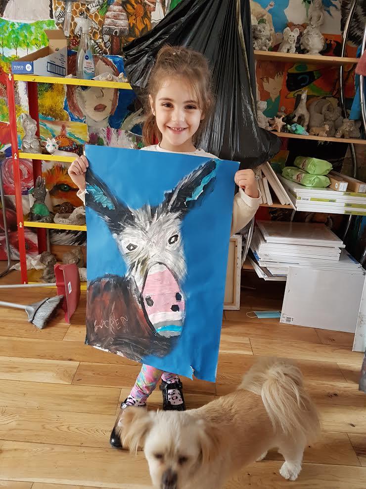 summer 2020 painting 018 - Ennis Art School