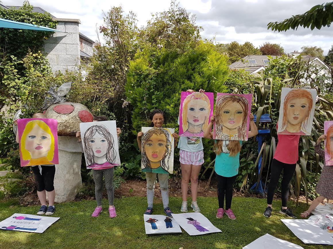 summer 2020 portraits 002 - Ennis Art School