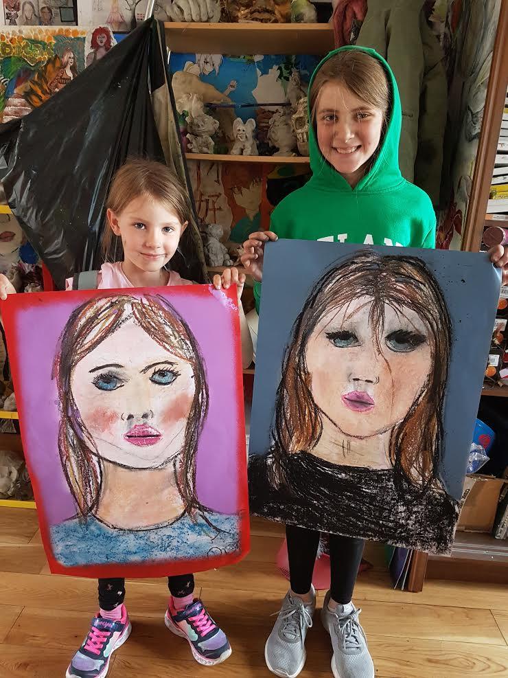 summer 2020 portraits 006 - Ennis Art School