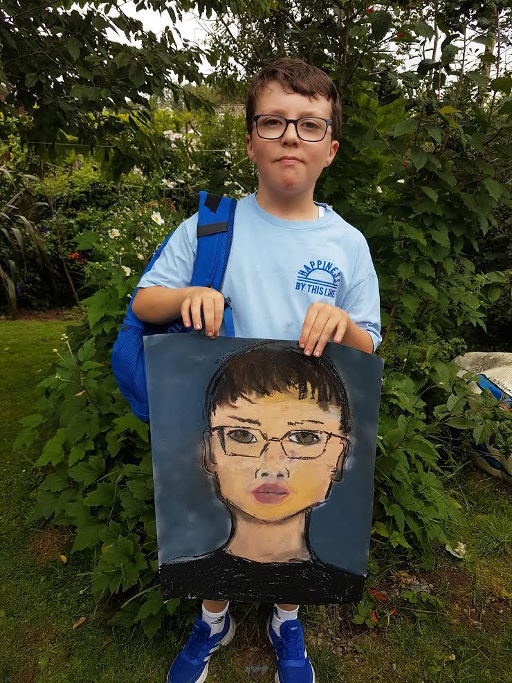 summer 2020 portraits 008 - Ennis Art School