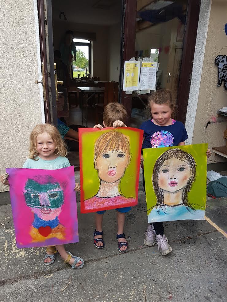 summer 2020 portraits 009 - Ennis Art School