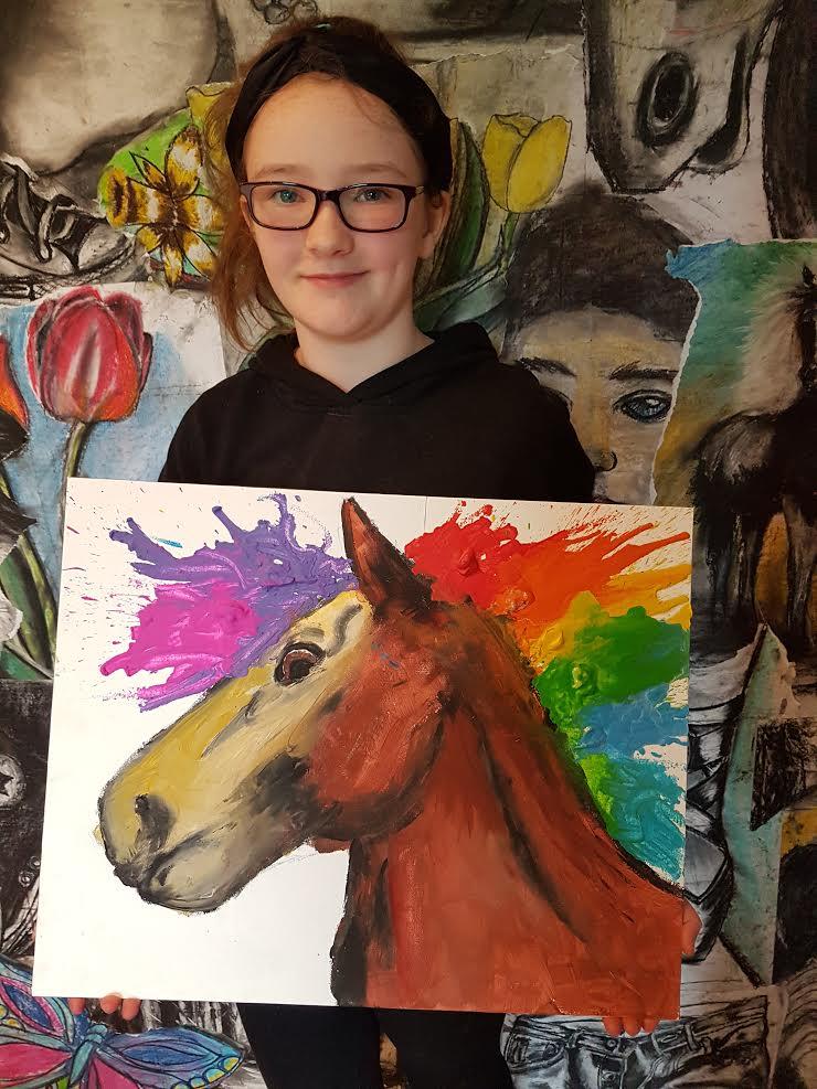summer 2020 teenagers 003 - Ennis Art School