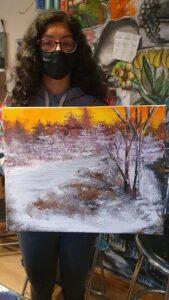 0 105 - Ennis Art School