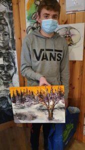 0 109 - Ennis Art School
