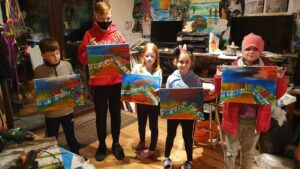 0 112 - Ennis Art School