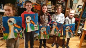 0 44 - Ennis Art School