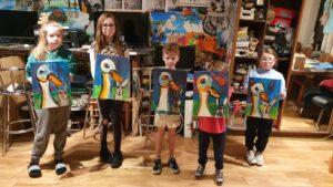 0 45 - Ennis Art School