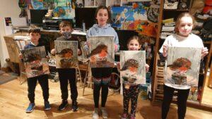 0 47 - Ennis Art School