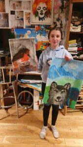 0 49 - Ennis Art School