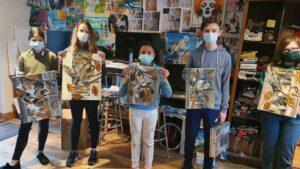 0 53 - Ennis Art School