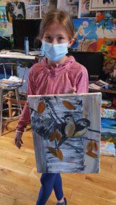 0 54 - Ennis Art School