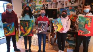 0 58 - Ennis Art School
