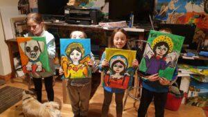 0 62 - Ennis Art School